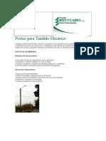 Postes de Madera para Tendido Eléctrico.doc