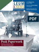 PSAC Petroleum Service News Fall 2014