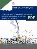 Doc 27 - Evaluation de La Production Laitière Des Eleveurs Fournisseurs de Lait Aux Unités Laitières de l'Oriental