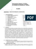 Derecho Informatico Empresarial 2013-II