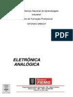 Apostila Eletronica Analogica Senai