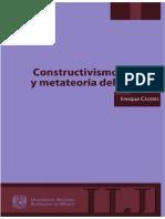 204711799 Constructivismo JurAdico y MetateorAa de CA Ceres Nieto Enrique Author