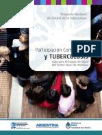 Guía Tuberculosis Guia de Participacion Comunitaria y Tuberculosis MINSALUD