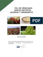 Perfil de Mercado CB10 - Quinua y Amaranto.pdf