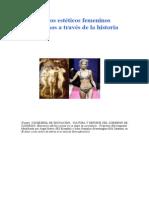 Los Modelos Estéticos Femeninos