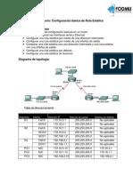 Laboratorio_3 Configuracion Ruta Estatica