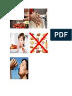 5 habitos alimenticios