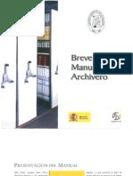 Manual Archivero