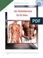 Reporte Mastestosterona