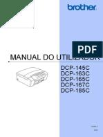 Manual Do Usuário DCP-165C