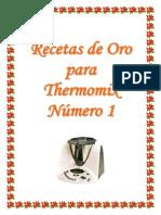 Thermomix Recetas de Oro Para Thermomix