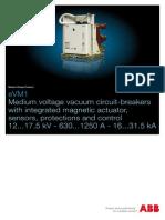 Magnetic Circuit Breaker