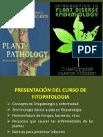 Fitopatologia y El Nuevo Enfoque de La Fitopatologia