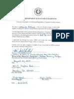 Riverside Surrender Contract | Aug. 21, 2014