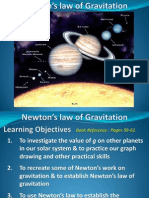 Physics A2 Unit4 19 GravitationalFields02