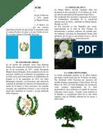 Símbolos Patrios de Guatemala