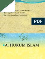 Perbedaan Mazhab Dan Penyikapannya