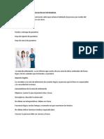 Mecanismos de Comunicación de Enfermeria