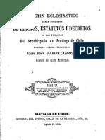 Boletin Eclesiastico t.4