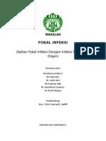 Fokal penyakit dmf 1