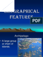 geographical features- use for fantasy island