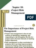 10-ProjectRiskManagement