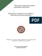 Practica 1.El Router Cisco, Modelo 1751. Estudio Del Hardware e Iniciacion Al Software