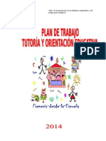 Plan de Tutoria Leoncio Prado 2014-1