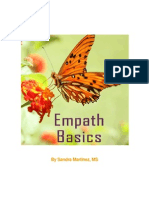 Empath Basics by Sandra Martinez