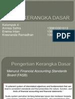 Kerangka Dasar Akuntansi