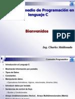Curso intensivo de programacion en c. UNET