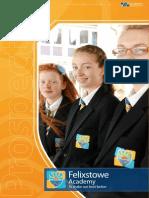 Felixstowe Academy Prospectus 2013
