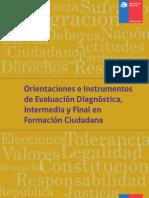 Eval Diagnóstica 1ro Medio (FC)