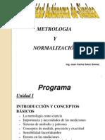 Presentacion Metrologia y Normalizacion