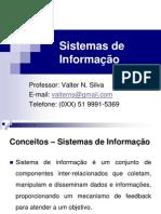 SI - Introdução e Visão Geral (PPT)