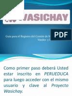01 Guia WASICHAY Registro Ficha Tecnica