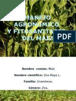 89993039 Maiz Manejo Agronomico y Fitosanitario