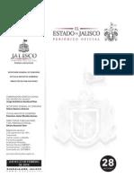 Ley de Atencion a Victimas Del Estado de Jalisco
