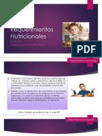 Tema 2 Requerimientos Nutricionales_Patrick