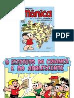 Apresentação Eca Turma Da Monica 2003