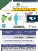 Sindrome Metábolico Presentación en Cuenca