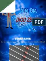Presentation1 DIOD ZENER