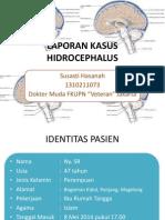LAPORAN KASUS HIDROCEPHALUS SEKUNDER