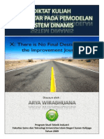 Diktat Kuliah Sistem Dinamis