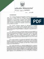 3.RM N°365-2014-MINEDU-AUMENTO DE  METAS