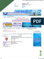 Cấu Hình Thời Gian Thực Cho PLC S7 300