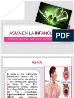 Asma en La Infancia (Definitiva)