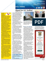Business Events News for Wed 27 Aug 2014 - Helipad for ICC Sofitel, ATE exhibition tender, BET expands, Sitting Pretty and much more