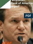 Racketeering charge against Bank of America