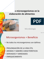 Uso Microorganismos Alimentos